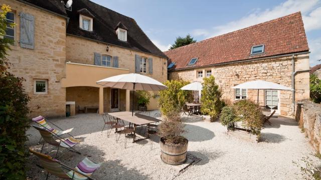 Gîte Montfort jusqu'à 9 personnes en Dordogne