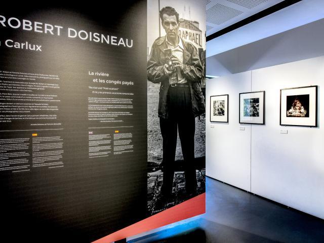 Gare Robert Doisneau Galerie 1c