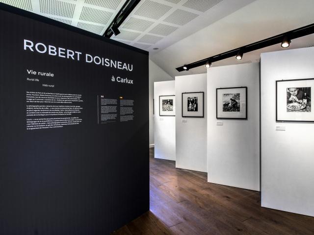 Gare Robert Doisneau Galerie 2a