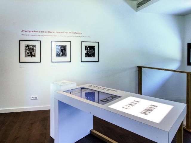 Gare Robert Doisneau Galerie 2b