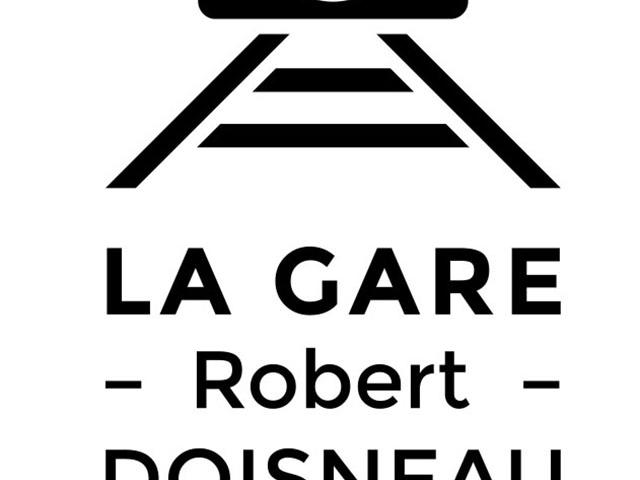 Logo Gare Doisneau Portrait