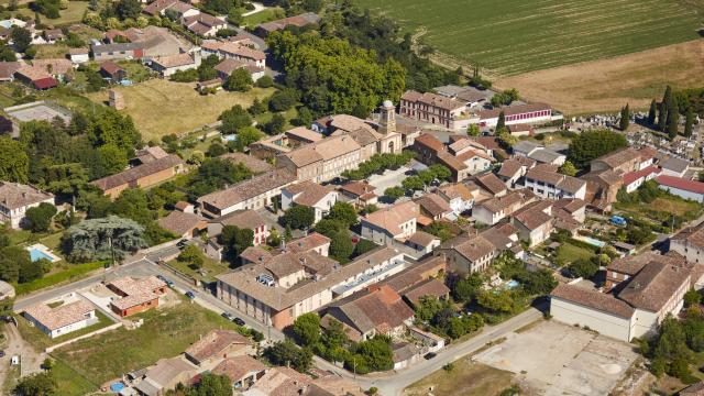 Escatalens vue drone