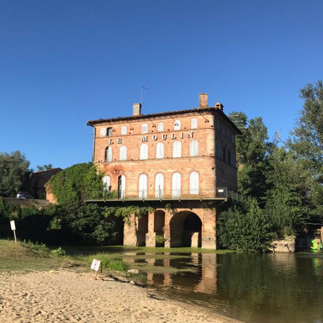 Le Moulin Lamothe Capdeville ©montaubantourisme