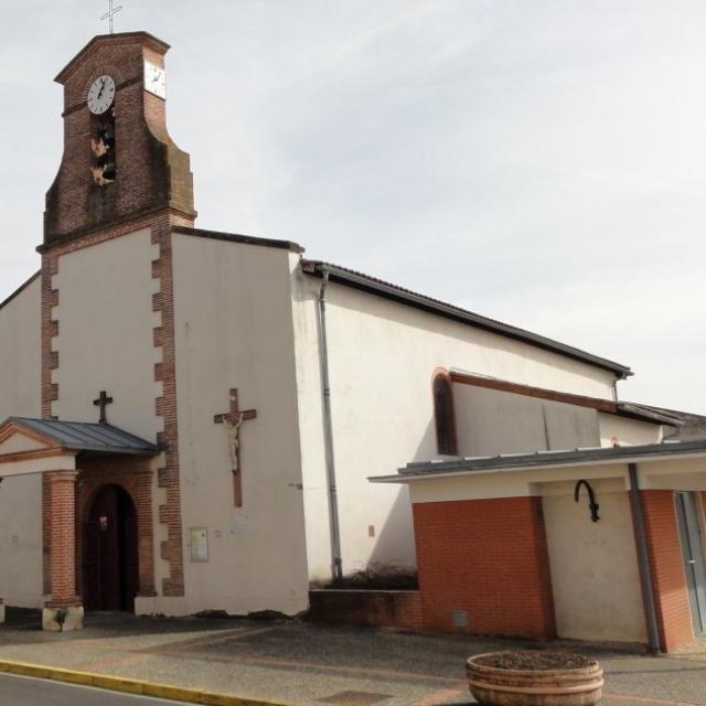 Eglise De Corbarieu Tarn Et Garonne 1