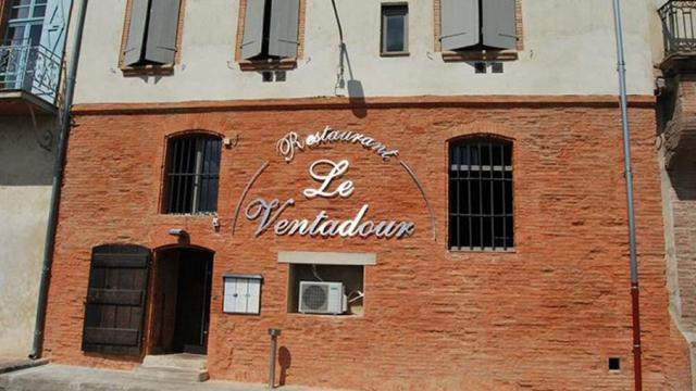 Facade Restaurant Le Ventadour