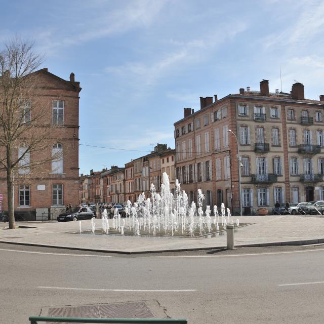 Faubourg Du Moustier ©montaubantourisme
