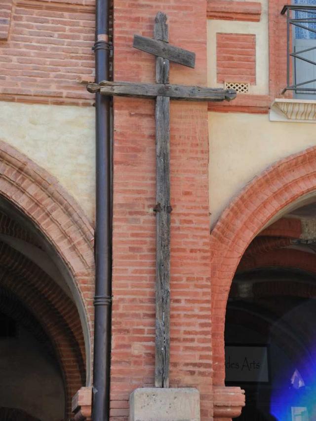 Grande Croix De Bois ©ciap