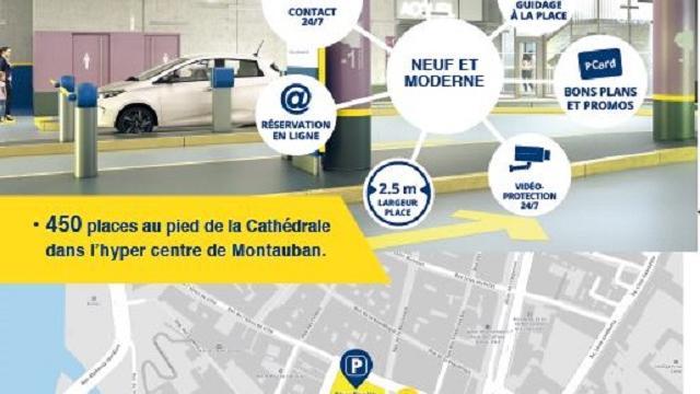 Interparking Montauban