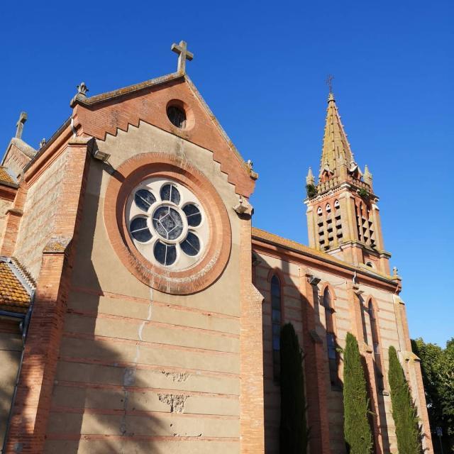 Église Saint-Nauphary