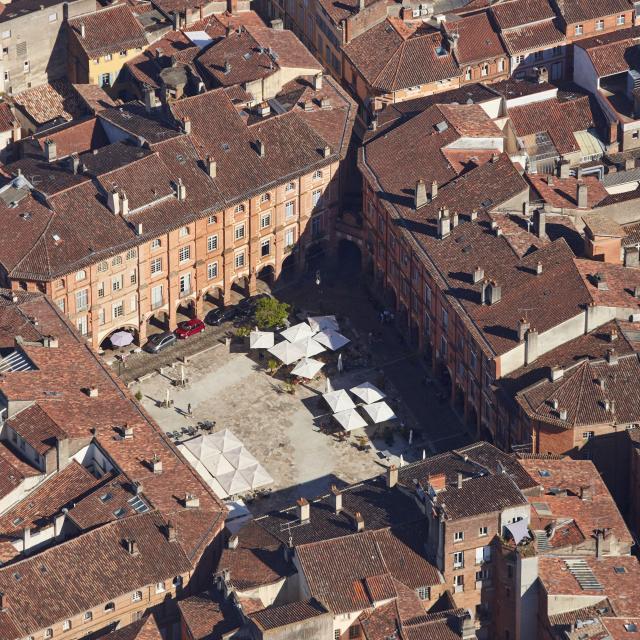 Montauban Place Natinale 20200623 1