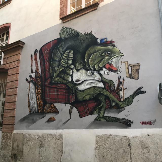 ©montaubantourisme Street Art 15