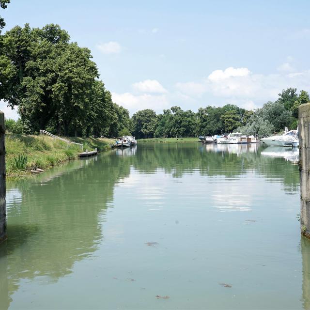 ©pfischer Port Canal