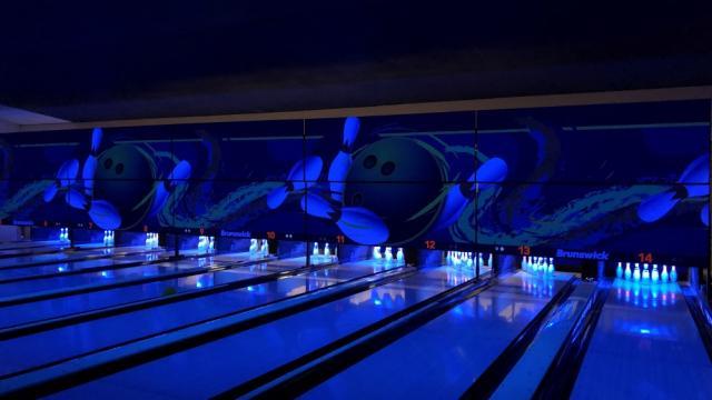 Piste Du Bowling De Montauban