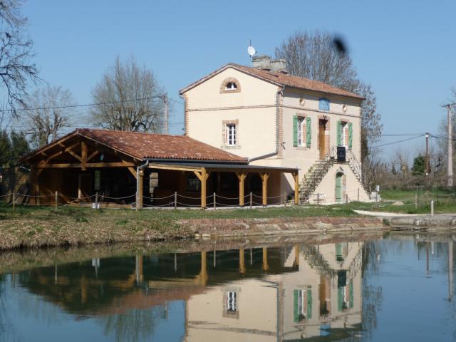 Restaurant Chez Gabriel Lacourt Saint Pierre Gt