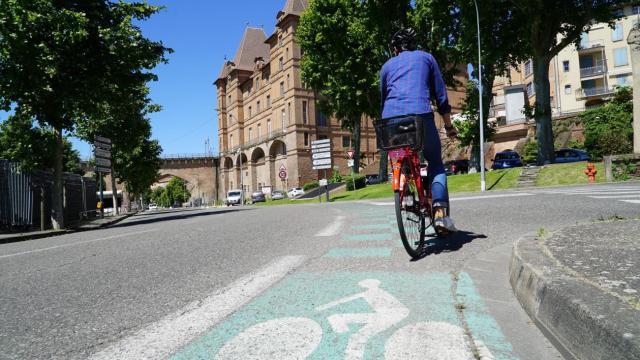 ©villedemontauban Balade à Vélo