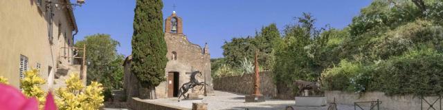 Chapelle Des Penitents Grimaud Var (1)