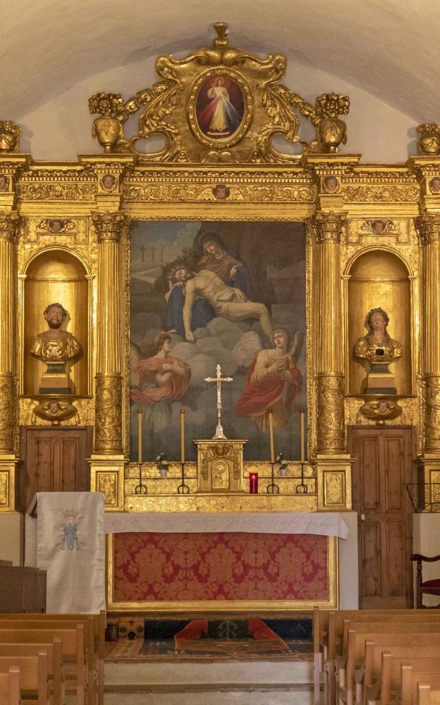 Chapelle Des Penitents Grimaud Var (2)