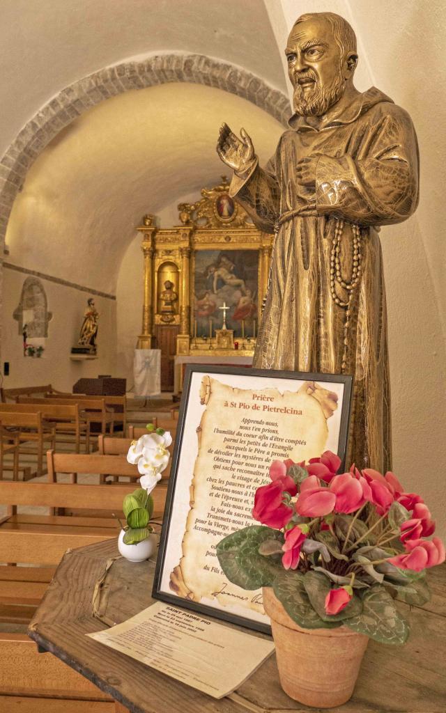 Chapelle Des Penitents Grimaud Var (3)