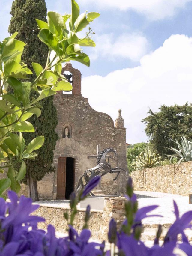 Chapelle Des Penitents Grimaud Var (6)