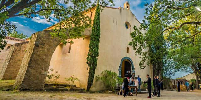 Chapelle Notre Dame De La Queste Grimaud Var (1)
