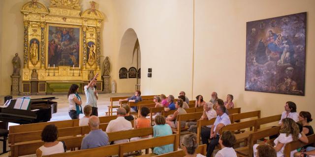 Chapelle Notre Dame De La Queste Grimaud Var (4)