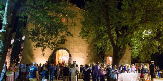 Chapelle Notre Dame De La Queste Grimaud Var (7)