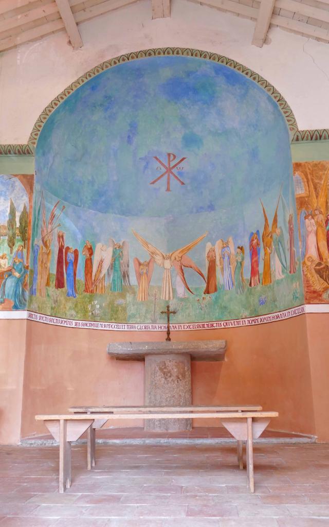 Chapelle Saint Roch Grimaud Var (1)