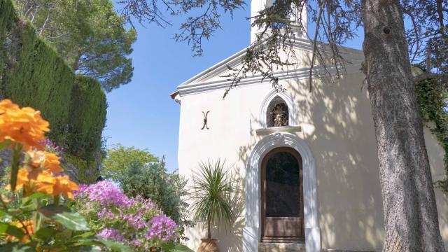 Chapelle Saint Roch Grimaud Var (3)