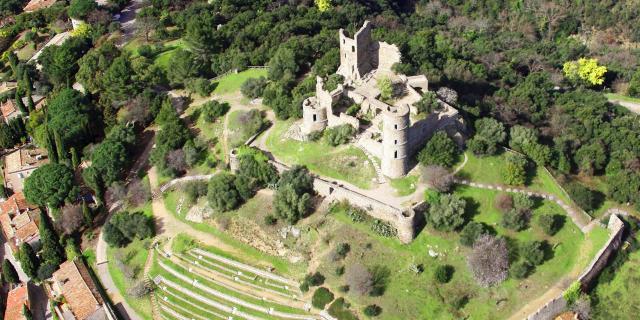 Chateau De Grimaud Var (12)