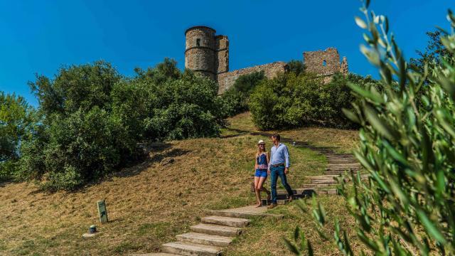 Chateau De Grimaud Var (13)