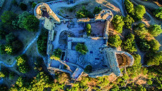 Chateau De Grimaud Var (14)