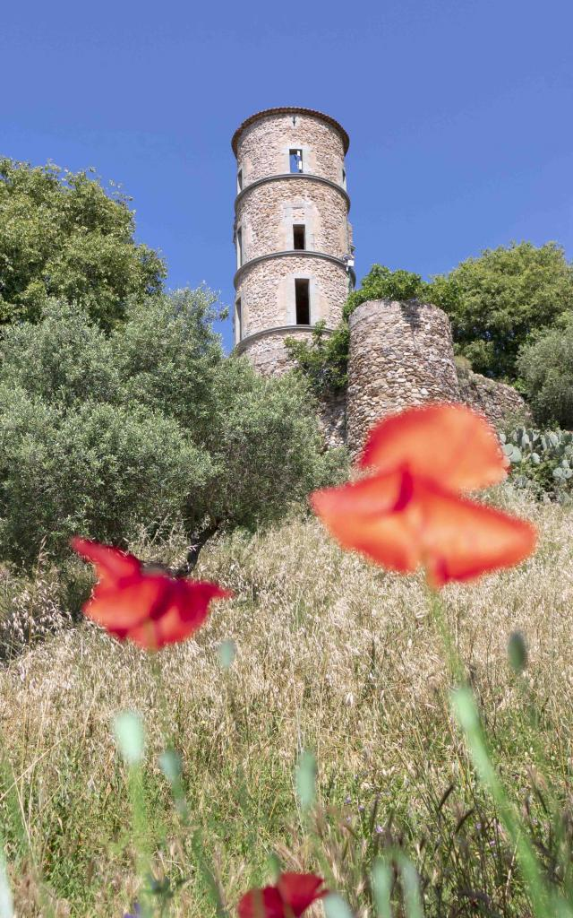Chateau De Grimaud Var (2)