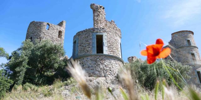 Chateau De Grimaud Var (7)