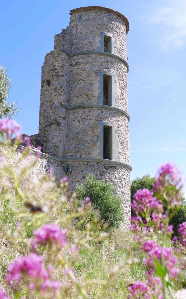 Chateau De Grimaud Var (8)