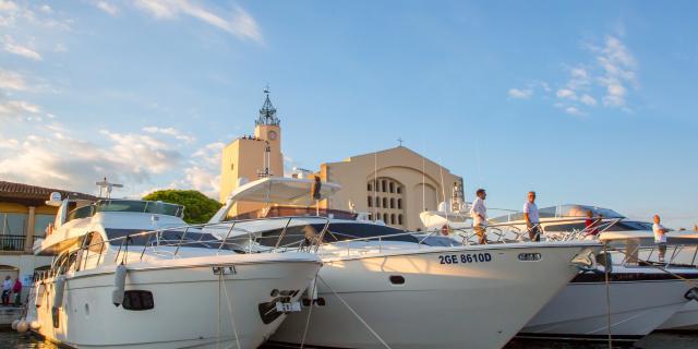 Eglise Port Grimaud (1)