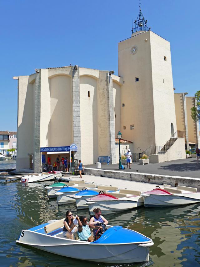 Eglise Port Grimaud (10)