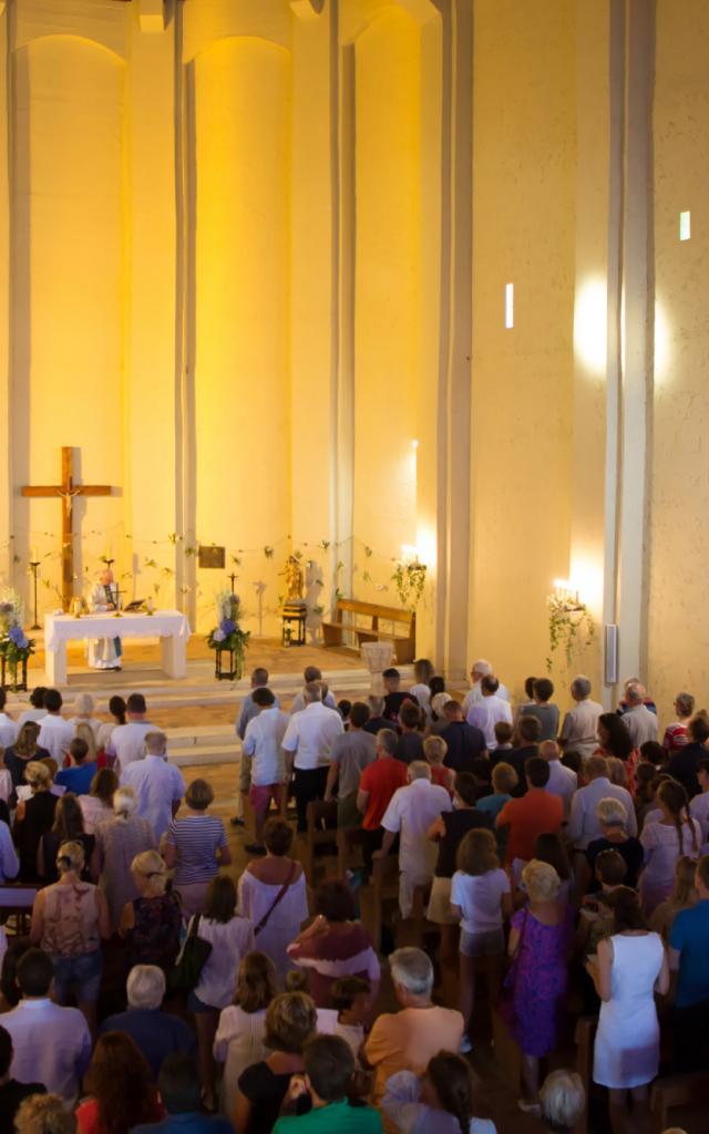 Eglise Port Grimaud (7)