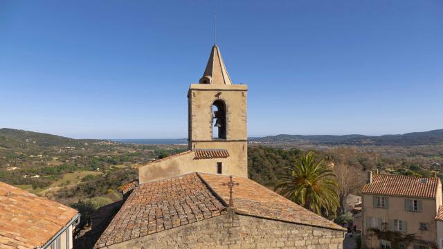 Eglise Saint Michel Grimaud Var (10)