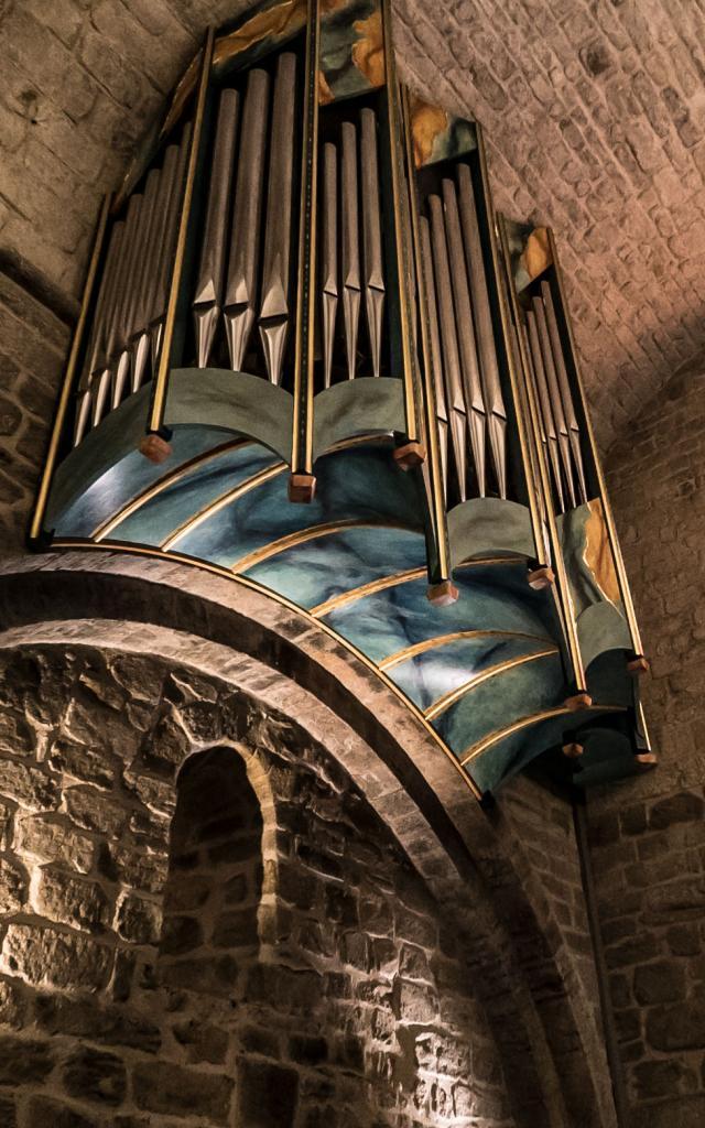 Eglise Saint Michel Grimaud Var (2)