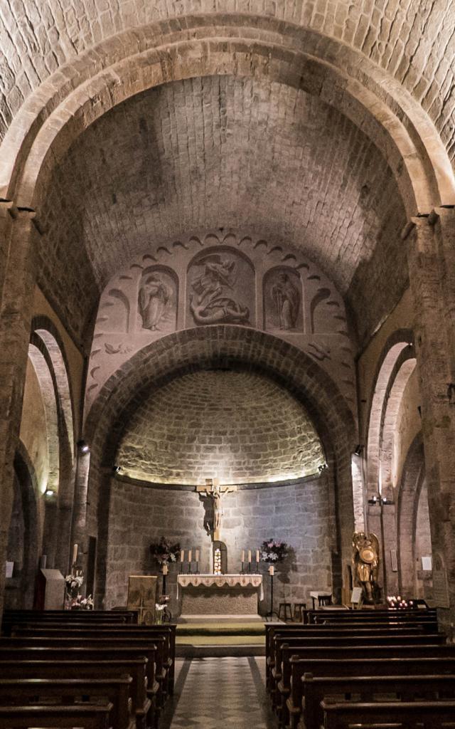 Eglise Saint Michel Grimaud Var (3)