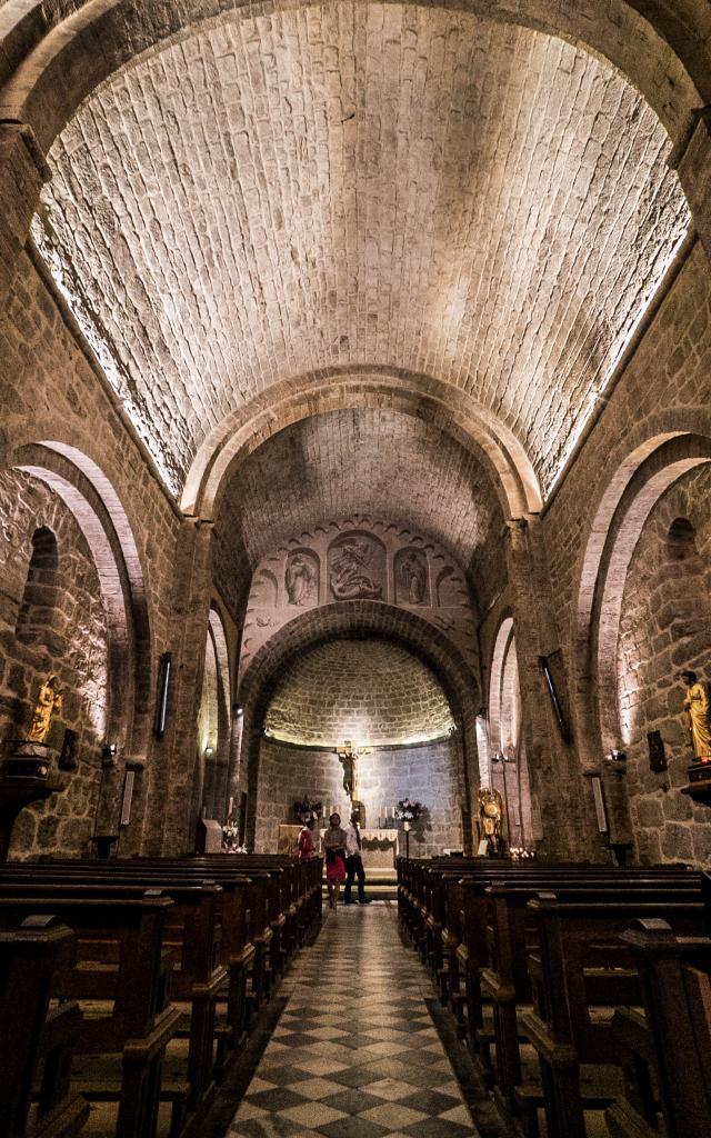 Eglise Saint Michel Grimaud Var (4)