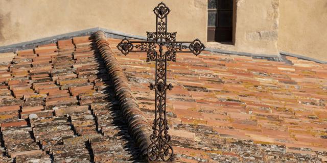 Eglise Saint Michel Grimaud Var (9)