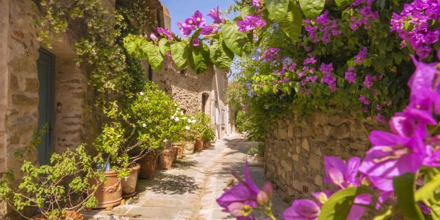 Grimaud Village Historique Var (21)