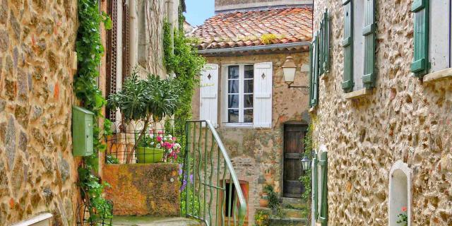 Grimaud Village Historique Var (24)