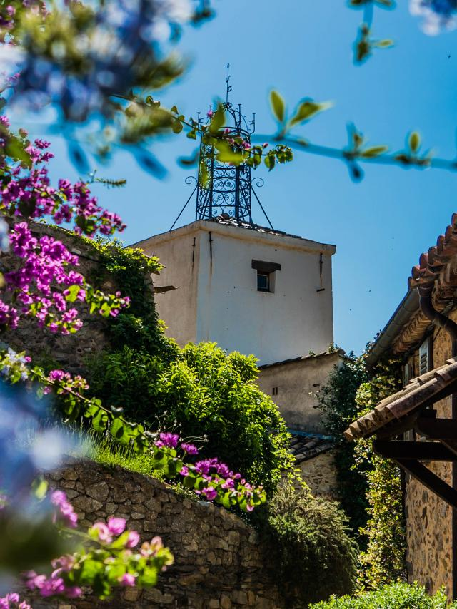 Grimaud Village Historique Var (25)