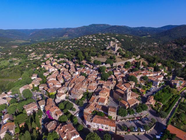 Grimaud Village Historique Var (26)