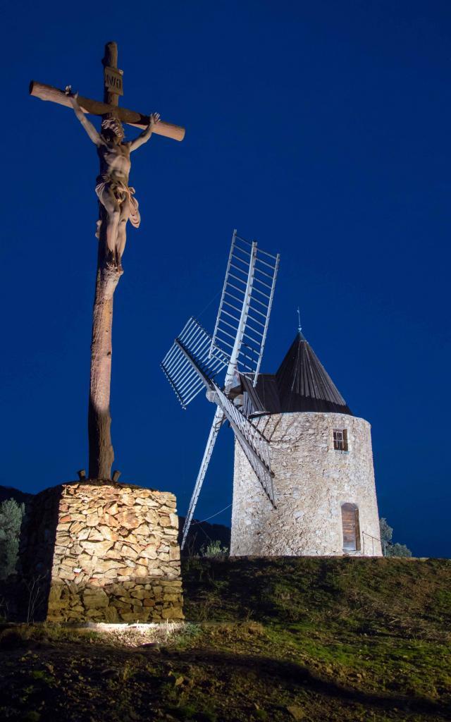Moulin Saint Roch Grimaud Var (11)