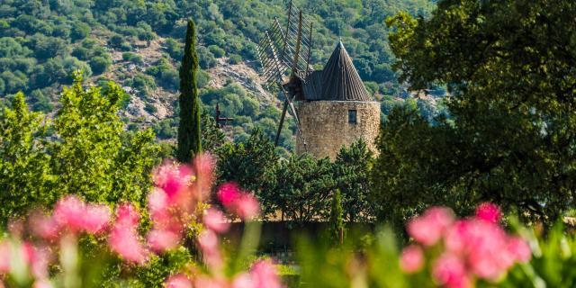 Moulin Saint Roch Grimaud Var (7)