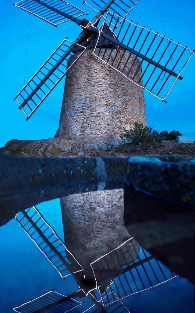 Moulin Saint Roch Grimaud Var (9)