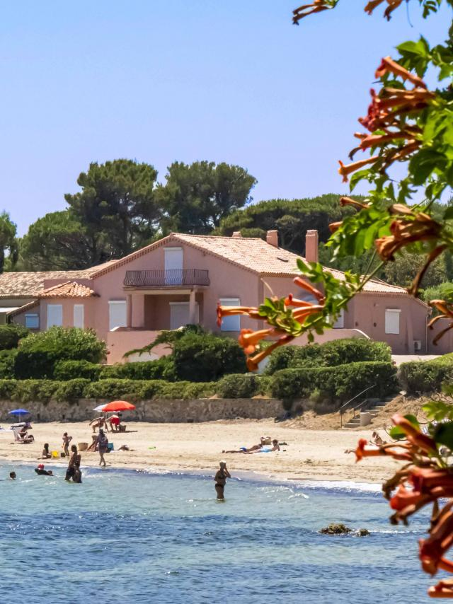 Plage Grimaud Cote D Azur